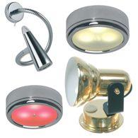 Kooi -/wand lampen